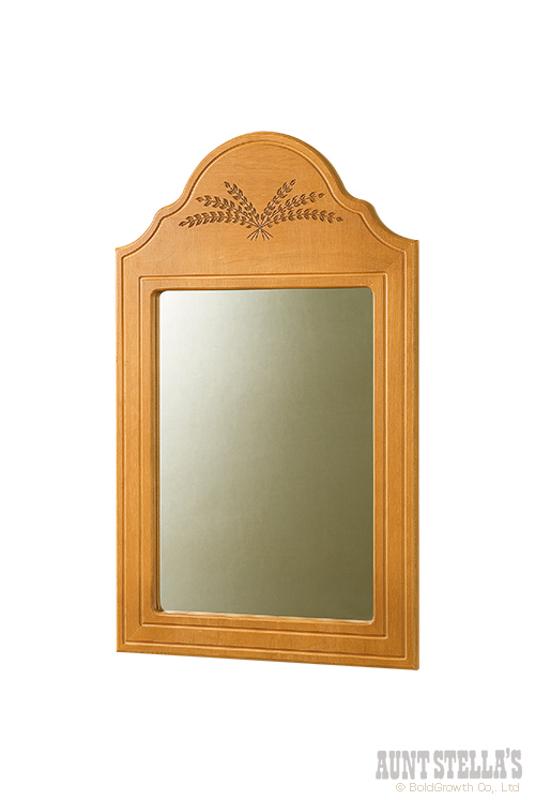 Large Wheat Mirror ラージウィートミラー