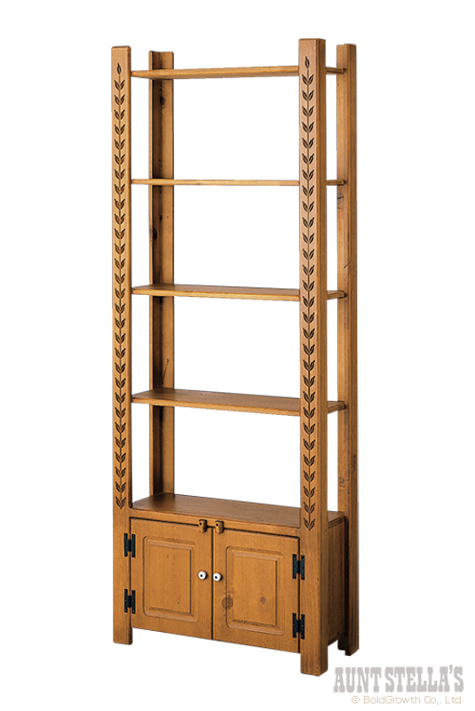 Etagere With Doors エタジュール(扉付き)