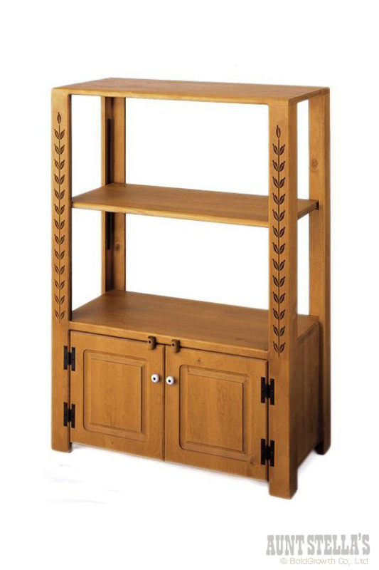 Mini Etagere With Doors ミニエタジュール(扉付き)