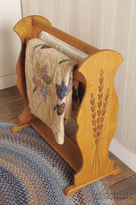 Wheat Quilt Rack ウィートキルトラック