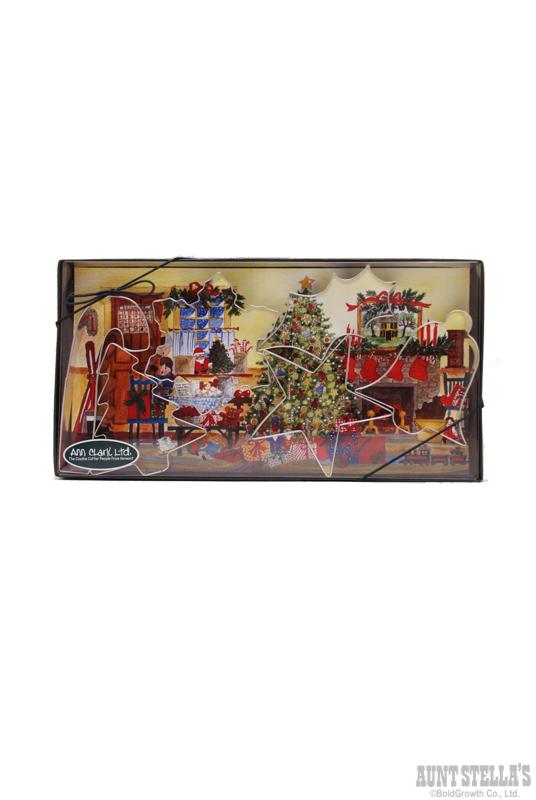 クッキーカッターセット(クリスマス)