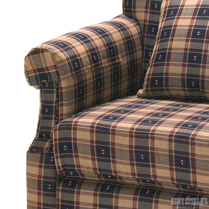 Sofa 1 Seater/Navy ソファ(1人掛け/ネイビー)