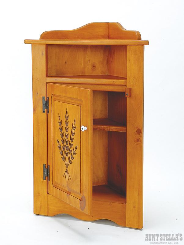Corner Cabinet コーナーキャビネット