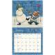 2022 BEARS CALENDAR ウォールカレンダー