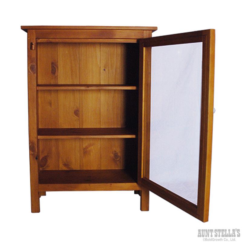 Glass Door Cabinet S ガラスドアキャビネット(S)
