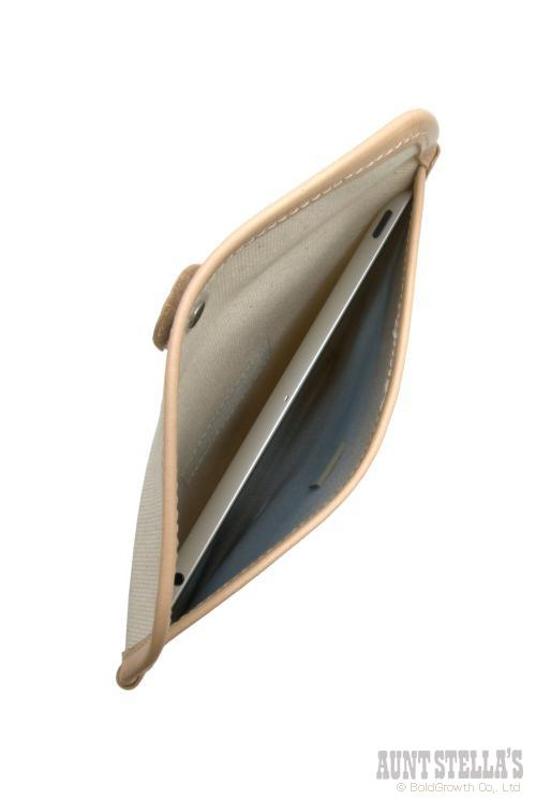 AS帆布ヘリテイジ iPadケース