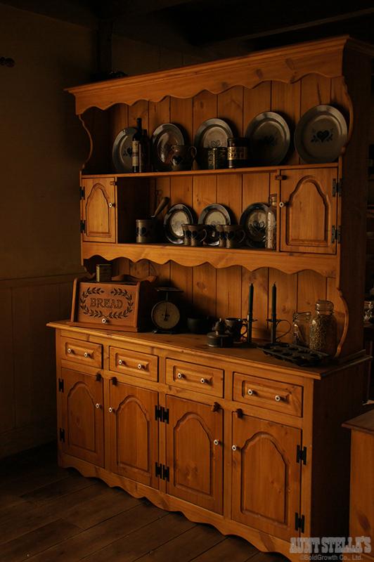 New England Colonial Hutch ニューイングランドコロニアルハッチ