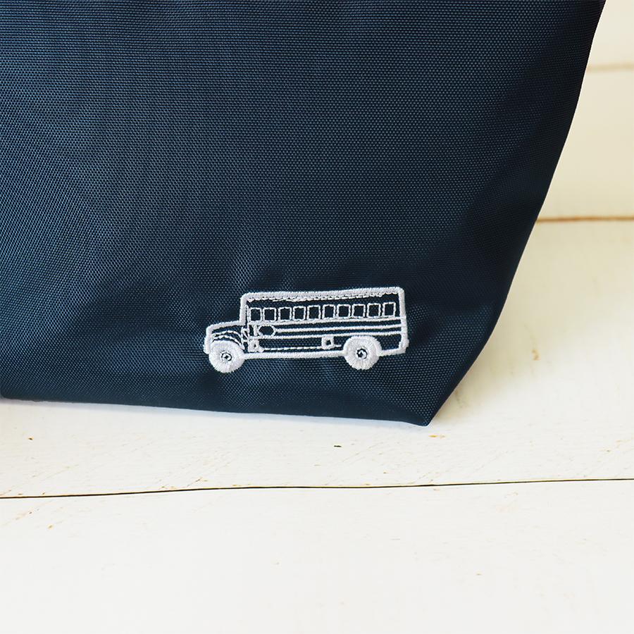 スクールバスの保冷ポーチ LCB-PC01