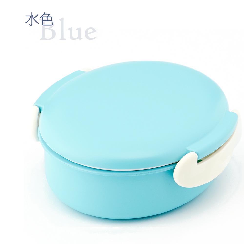 ラウンド型お弁当箱 【無地】キルシェ・ブリューテ オリジナル商品 KB1