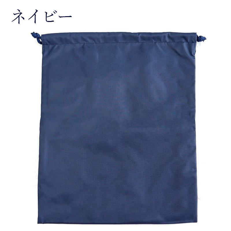 【抗菌・防臭】ナイロンの持ち手付き巾着 NY-HSK-Y01