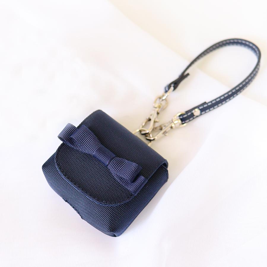 GPS BoTケース 【ミニグログランリボン】 紺/スカイブルー BOT-R01