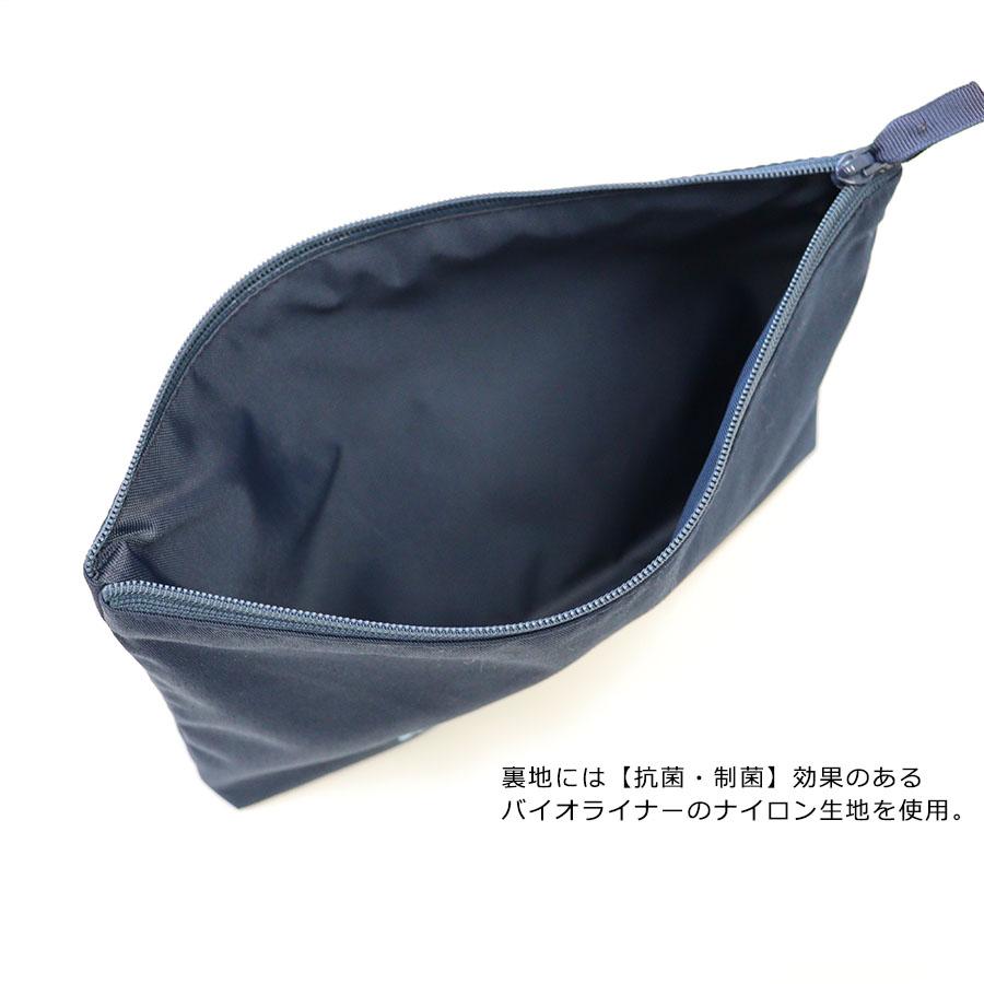 クラシックカー刺繍のファスナーポーチ  【小サイズ】  FPO-BOY02