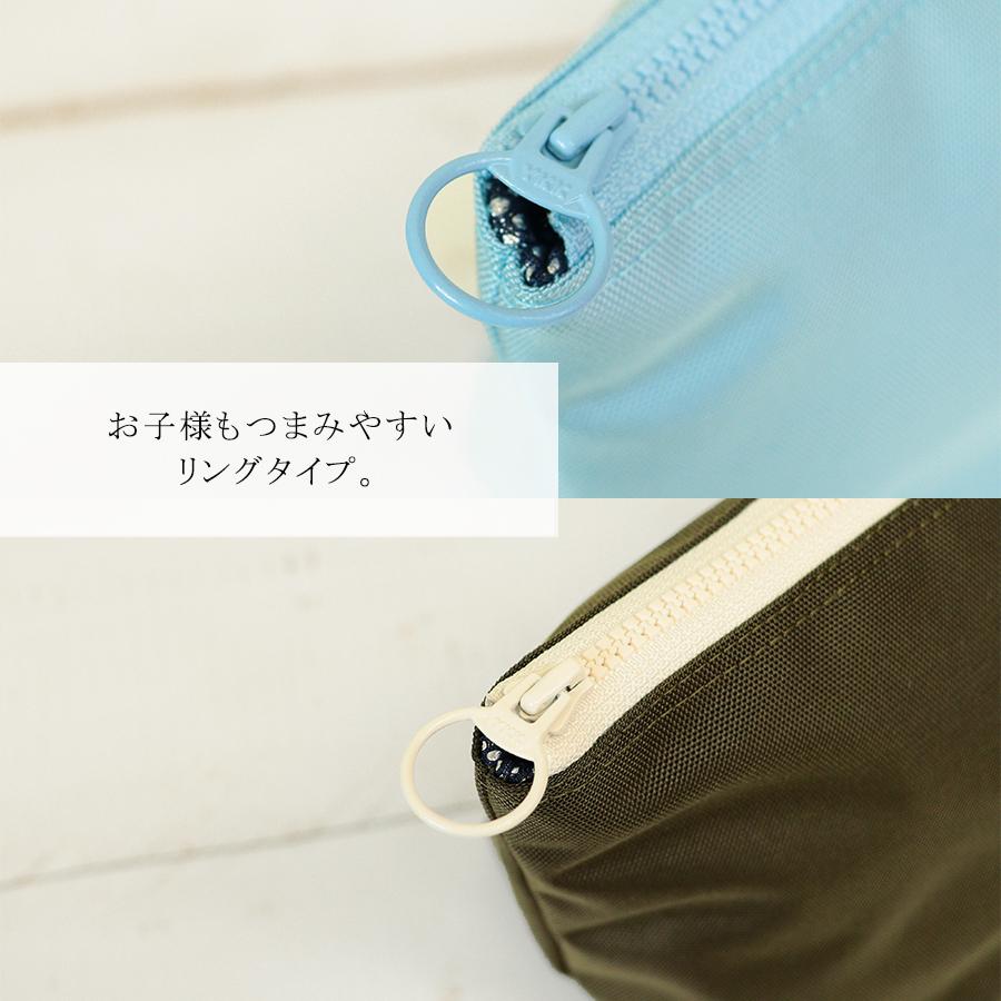 クラシックカーの保冷ポーチ 【ブルー/カーキ】 LCB-PC02