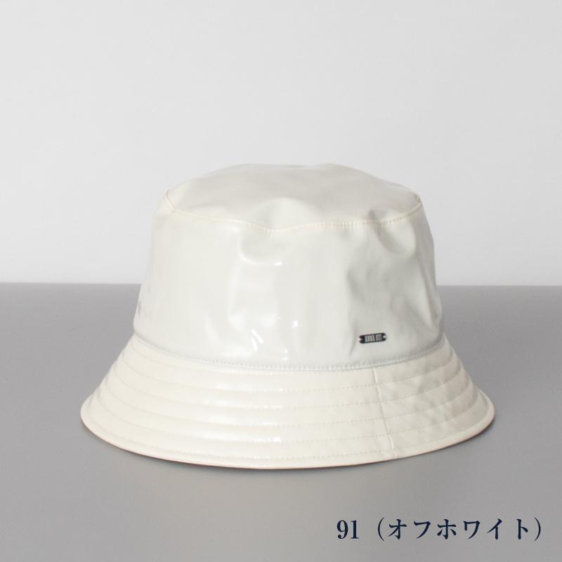 【 ANNA SUI (アナスイ)】 エナメルレザーバケットハット