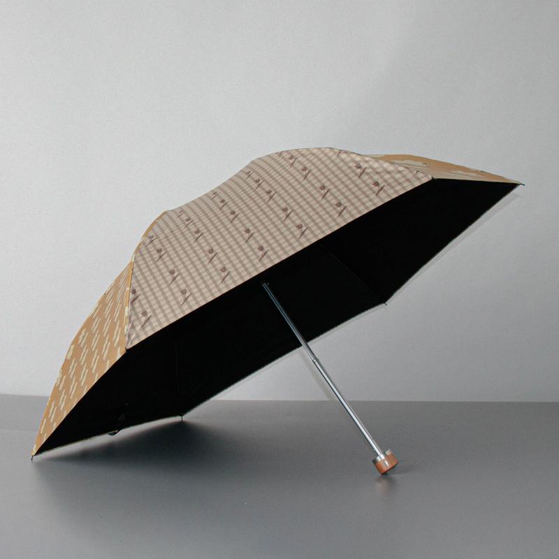 当ストア限定【 クリエイターズ マーケット 】niccori(晴雨兼用傘)