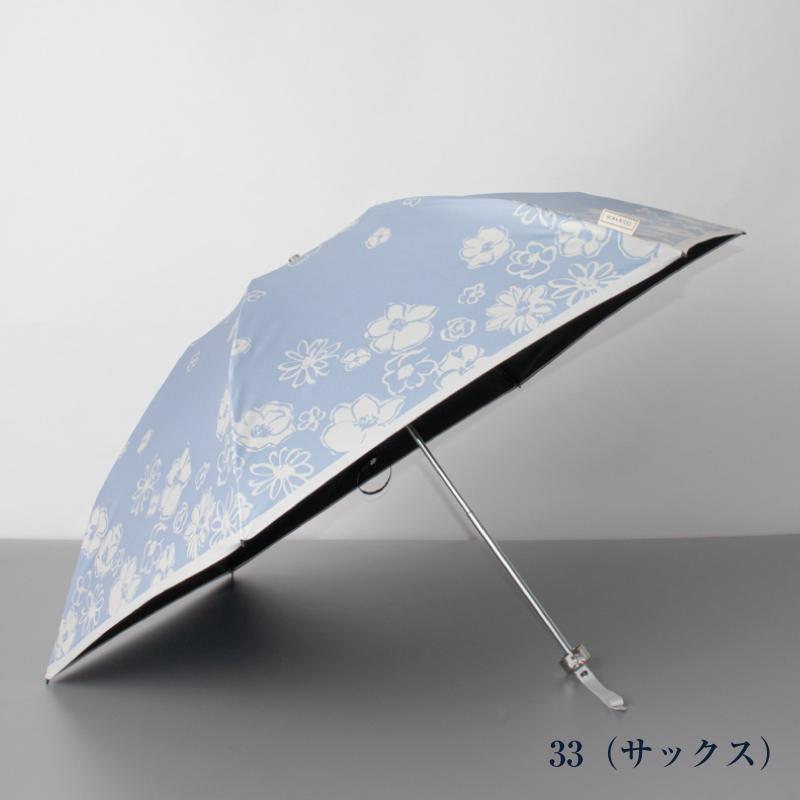 【 NINA RICCI(ニナリッチ)】 晴雨兼用傘(折りたたみ・ミニ傘)
