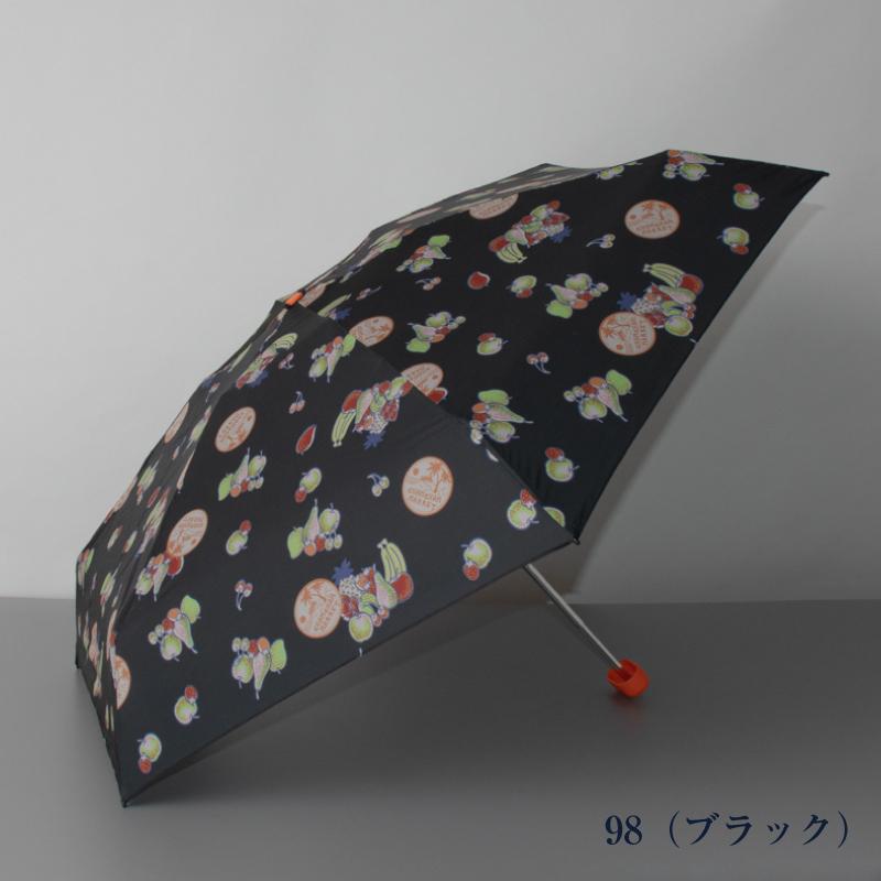 【 CHAMCHAM MARKET(チャムチャムマーケット)】 雨傘(折りたたみ傘)