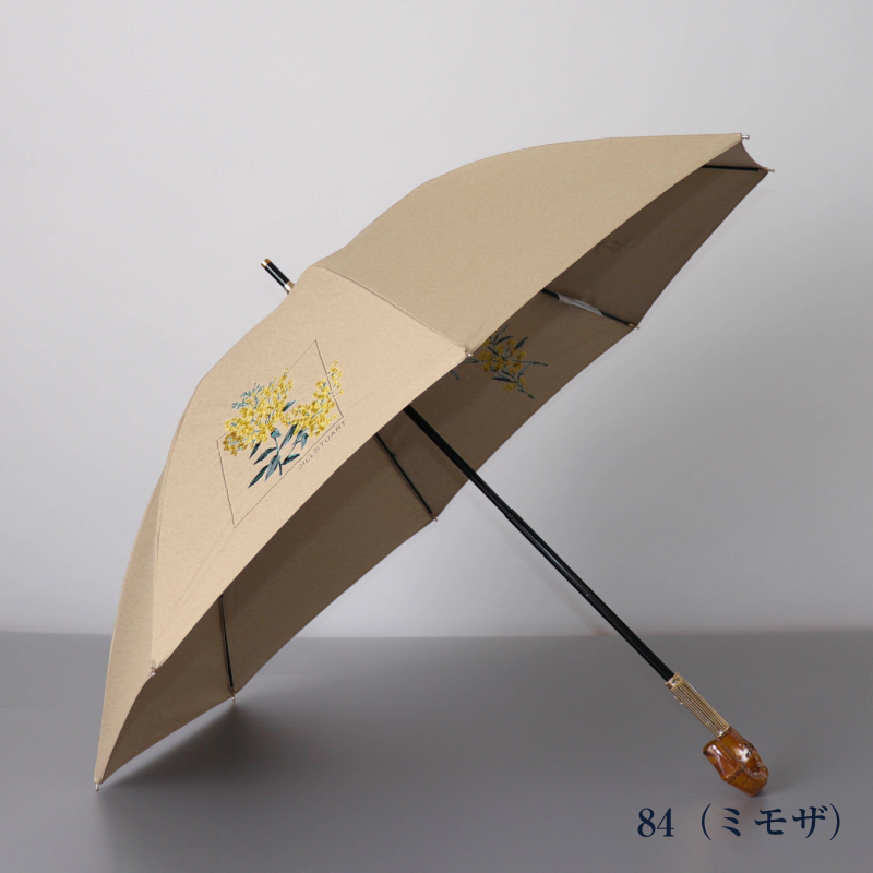 【 JILLSTUART(ジルスチュアート)】晴雨兼用パラソル(1段ショート)