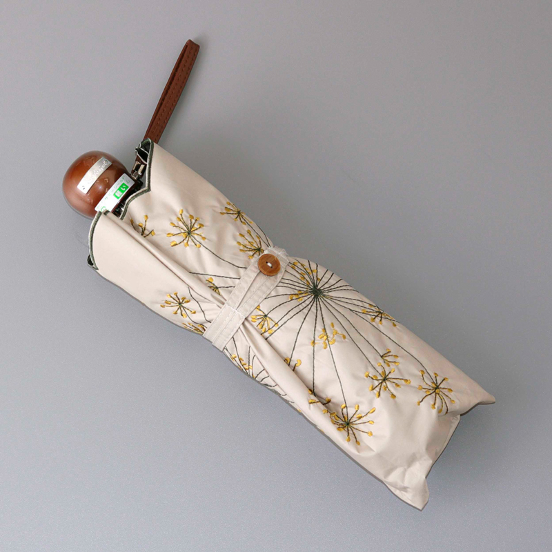 【 everlasting sprout(エヴァーラスティング スプラウト)】 晴雨兼用パラソル(折りたたみ・ミニ傘)