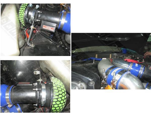 レーシングサクションKIT スカイライン GT-R 32 純正エアフロ