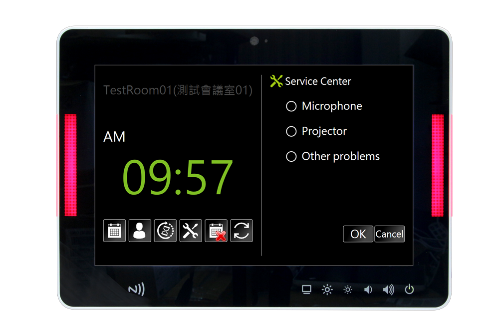 10.1インチタッチパネルPC VNS-10W01