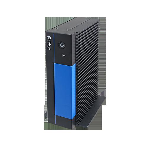 高性能コンパクトファンレスPC EPC-SKLU
