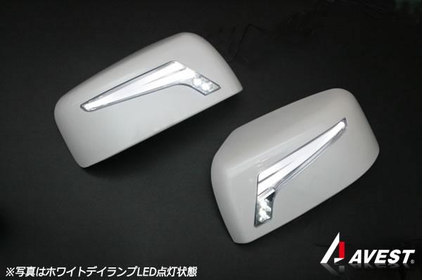 [鮮烈ライトバー]セレナ serena C25 SERENA 純正交換式 チューブ LED ドアミラーウィンカー