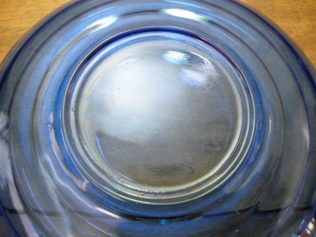 ヘーゼルアトラス モダントーン カップ&ソーサー リッツブルー 30s S No.039