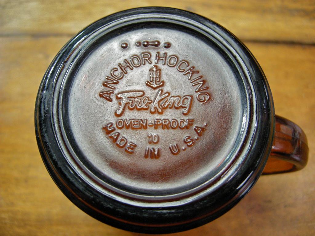 ファイヤーキング バレルマグ アンバー 60s AB No.036