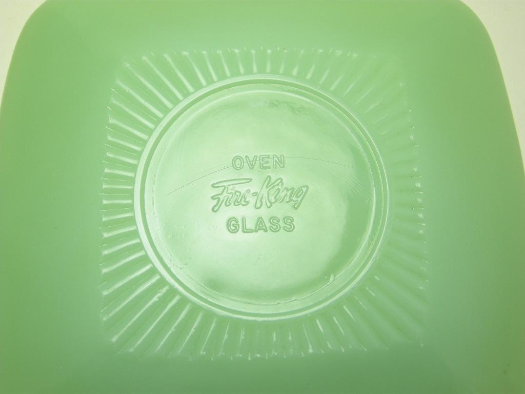 ファイヤーキング チャーム カップ&ソーサー ジェダイ 50s(GLASS刻印) S No.053