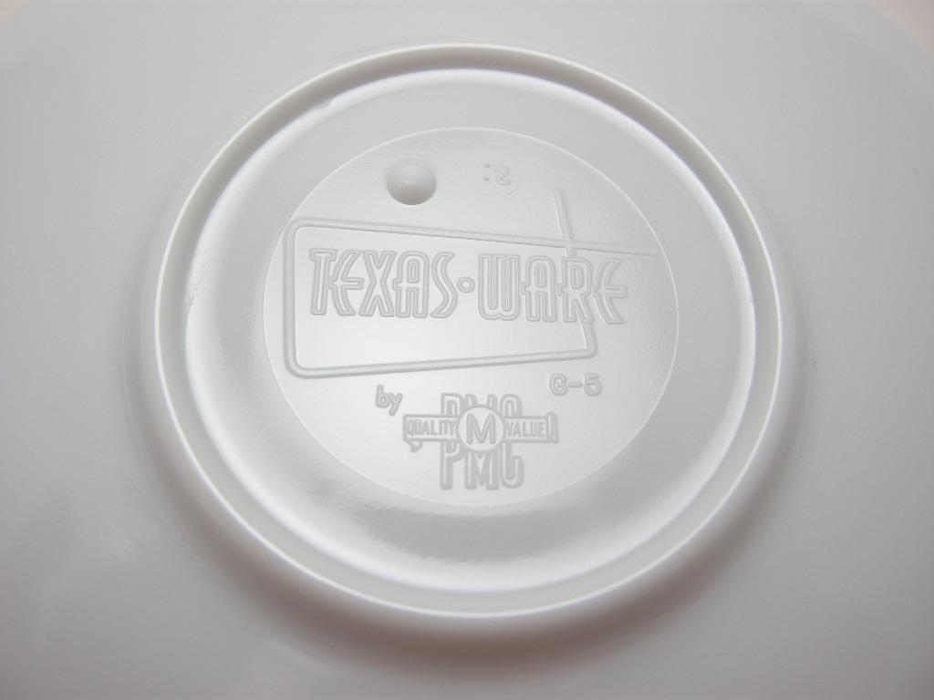テキサスウェア メルマック カップ&ソーサー2客セット サドルブラウン 1950年代 No.007 ヴィンテージ・メラミン樹脂製食器