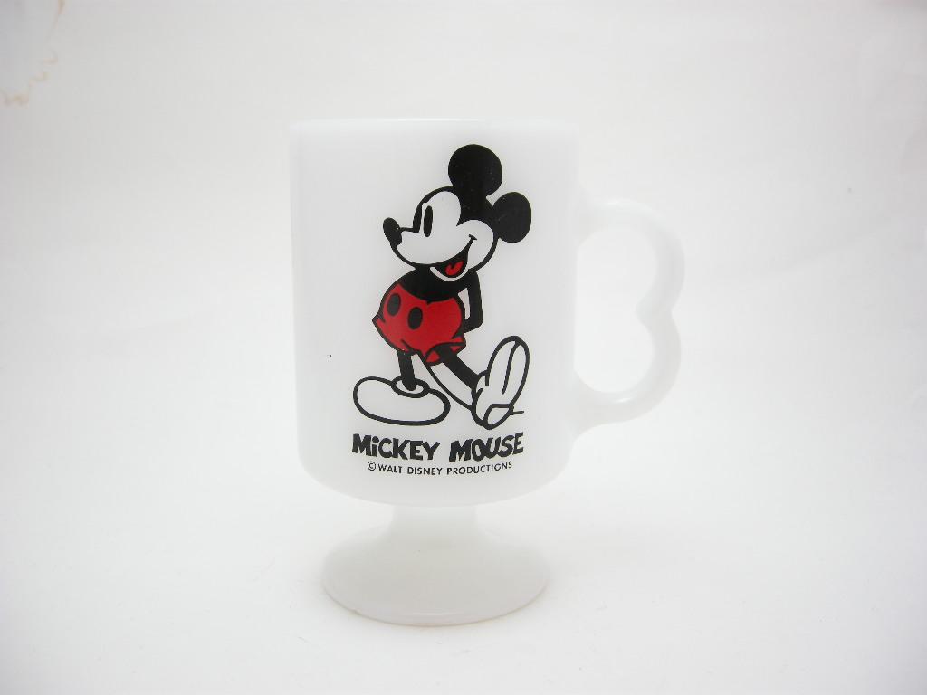 フェデラル プリントマグ フッテッドマグ ディズニー ミッキーマウス SS No.052