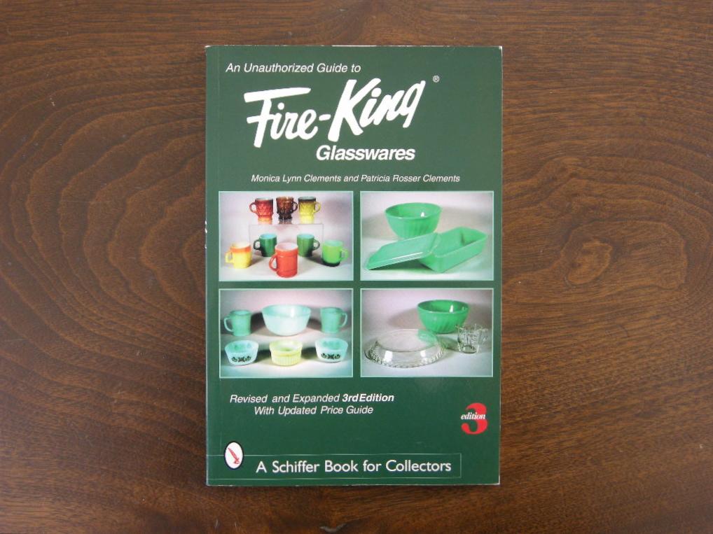 『Fire-King Glasswares』 (ペーパーバック) 中古 送料無料