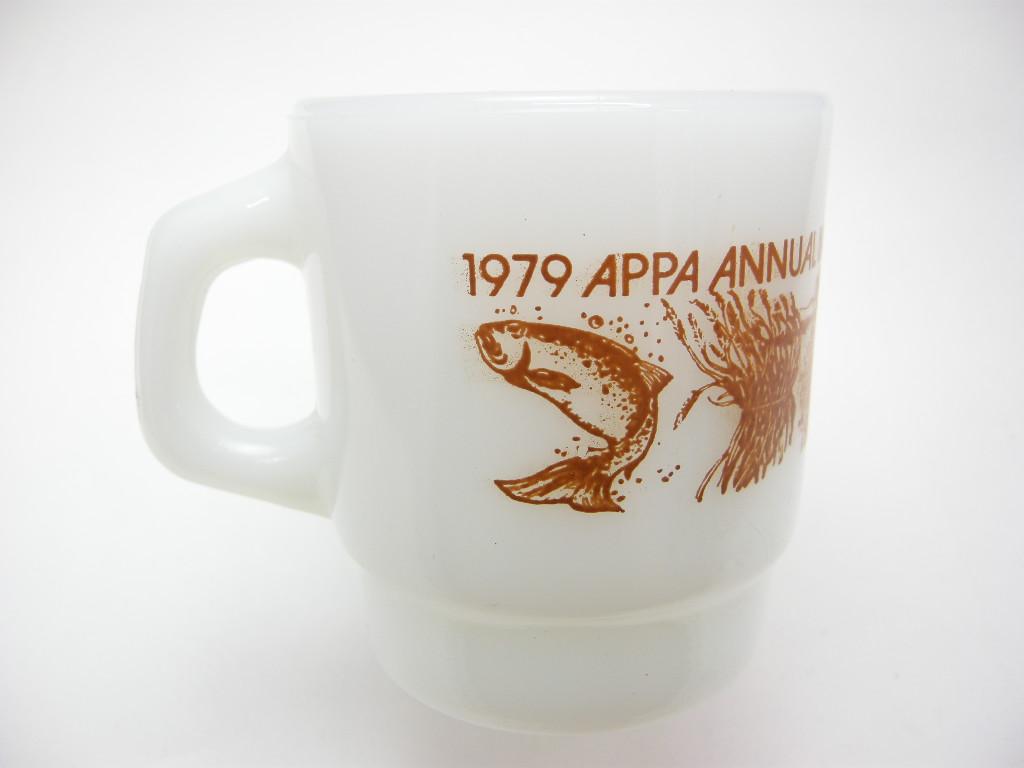 ファイヤーキング アドマグ ワシントン州 シアトル NWPPA 1979年 A No.220