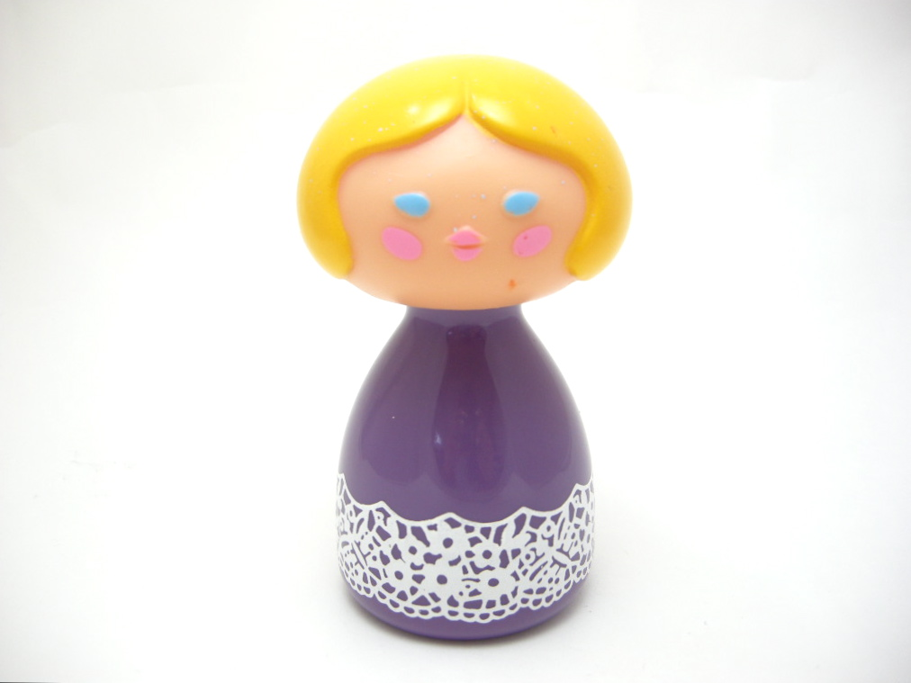 エイボン コロンボトル スモールワールド Heidi/スイス 1970〜72年 A(ワケあり) No.025