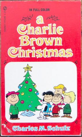 スヌーピー 『A CHARLIE BROWN CHRISTMAS』 ヴィンテージ絵本 フルカラー 1965年発行 (ペーパーバック) No.024 中古A