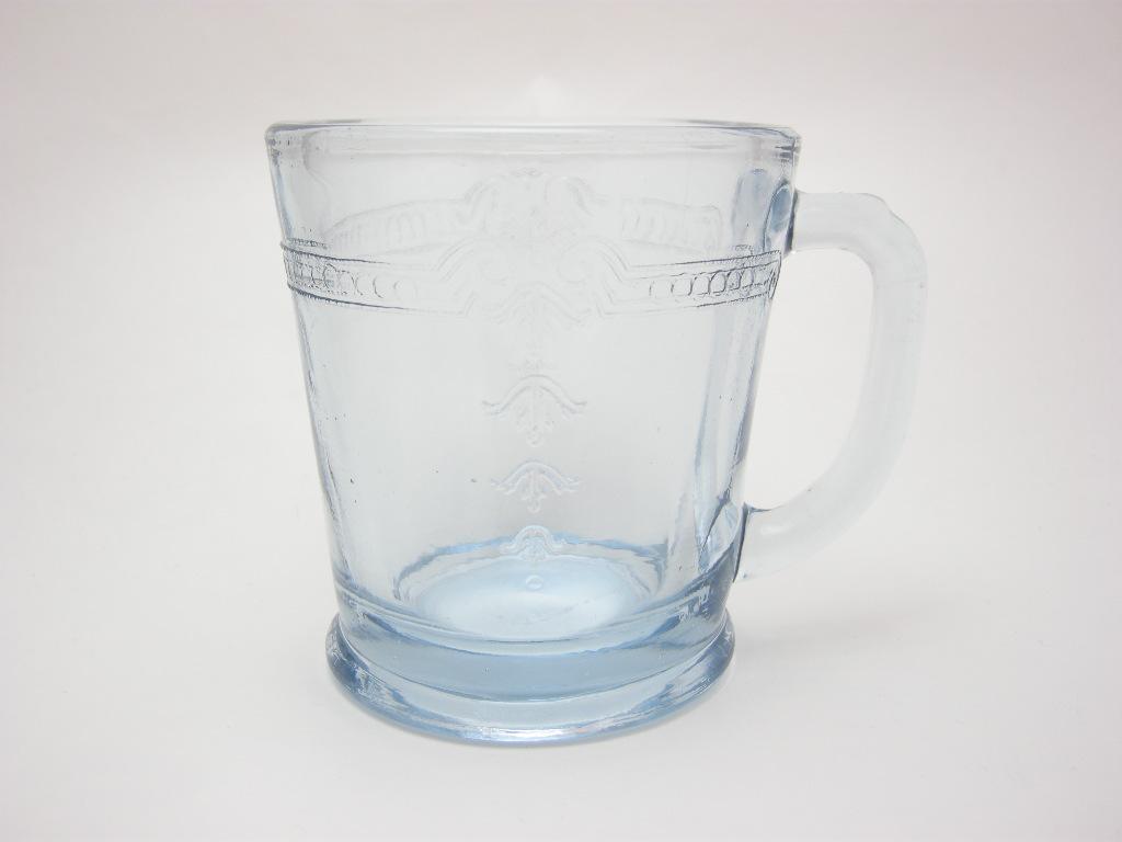 ファイヤーキング フィルビー Dハンドルマグ サファイヤブルー 30〜40s前期(厚手/刻印なし) A No.079