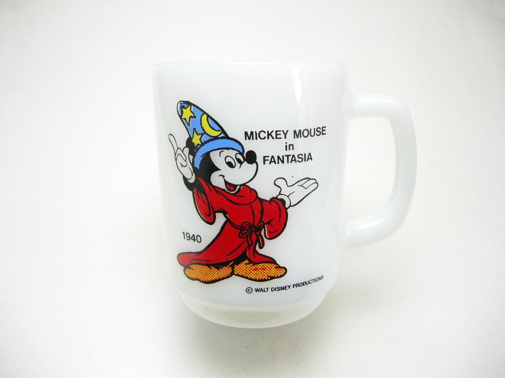 ファイヤーキング アドマグ ペプシ/ ディズニー ミッキーマウス ファンタジア 70s S No.120