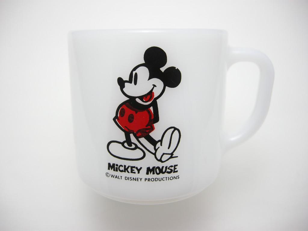 フェデラル スタッキングマグ ミッキーマウス S No.002