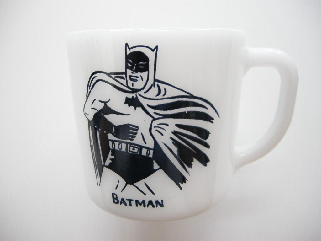 ウェストフィールド プリントマグ バットマン S No.001