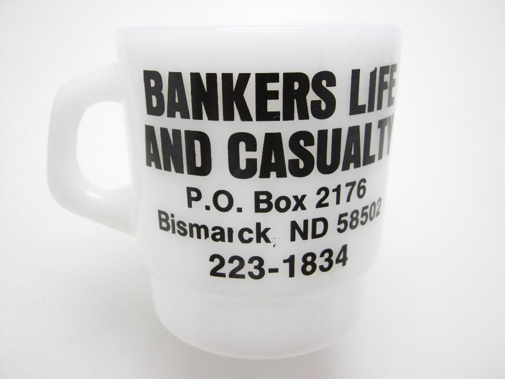 ギャラクシー アドマグ BANKERS LIFE AND CASUALTY S No.001
