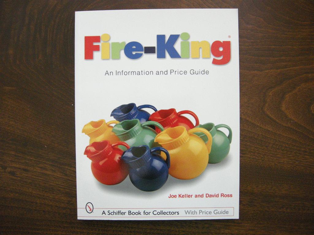 『Fire-King』 (ペーパーバック) 新品 送料無料