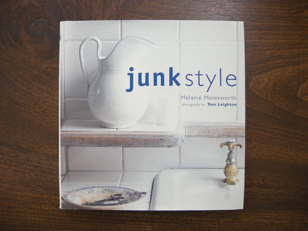 『junk style』 (ハードカバー) 中古 送料無料