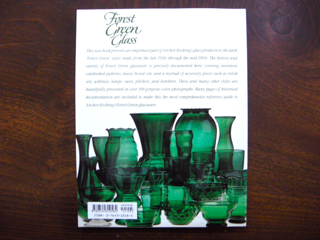 『Forest Green Glass』 (ペーパーバック) 1999年 新品 S 送料無料
