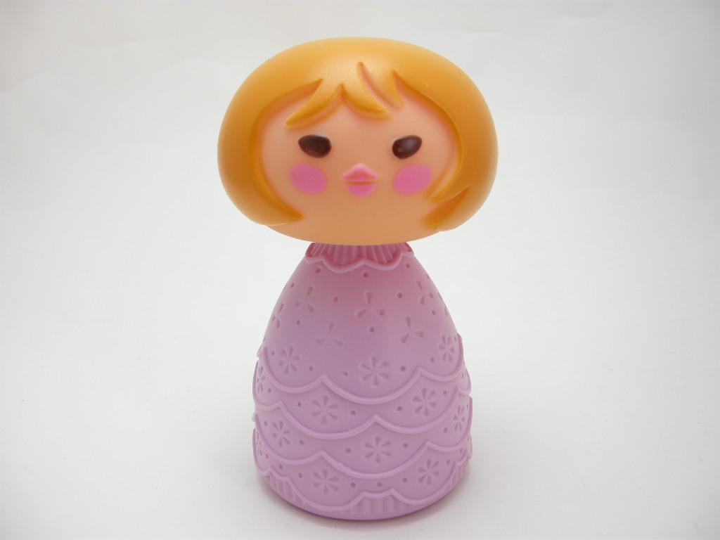 エイボン バブルバスボトル スモールワールド British Miss/イギリス (箱入り) 1970〜72年 A No.003