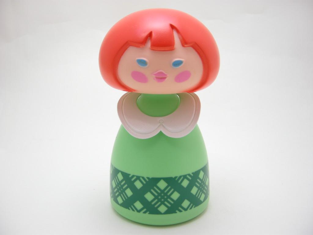 エイボン バブルバスボトル スモールワールド Irish Girl/アイルランド (箱入り) 1970〜72年 A No.004