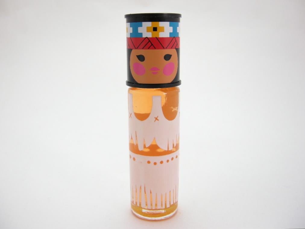 エイボン ロールオンパフューム(ROLLETTE) スモールワールド (箱入り) 1970〜72年 A No.018