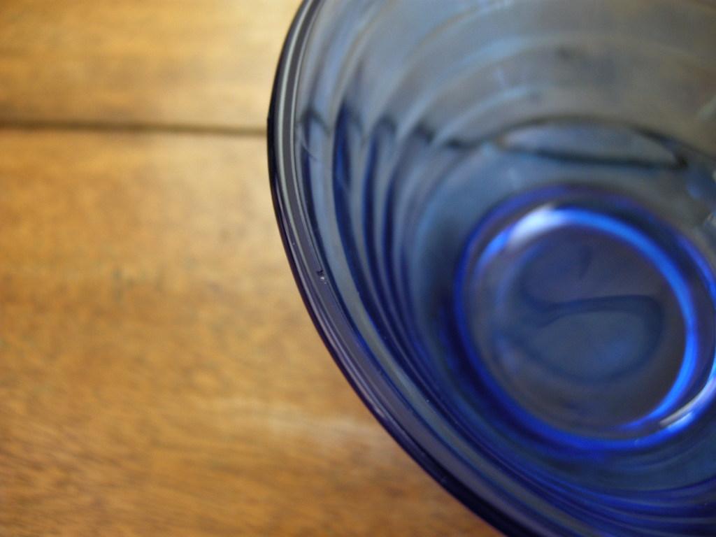 ヘーゼルアトラス モダントーン カップ&ソーサー リッツブルー 30s A No.041