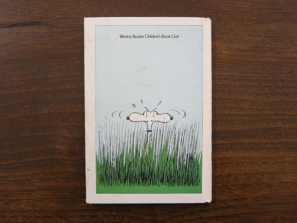 スヌーピー 『SNOOPY』 ヴィンテージコミックブック モノクロ (ハードカバー) 1958年 中古AB 送料無料