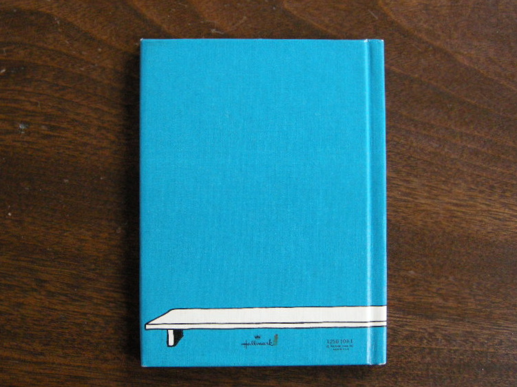 スヌーピー 『ALL ABOUT BIRTHDAY』 ヴィンテージ絵本 3色刷り 1968年発行(ハードカバー) No.016 中古AB